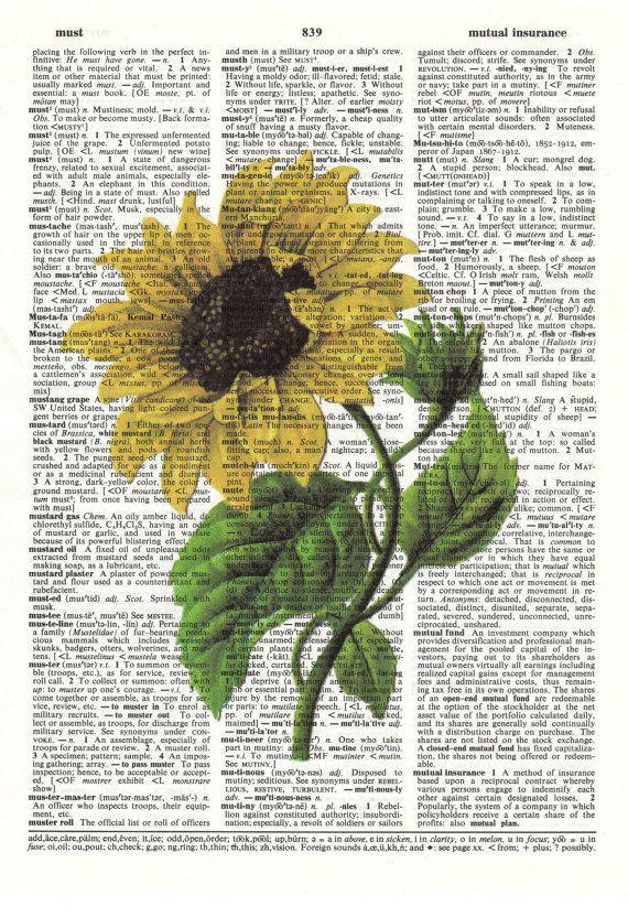 Vintage Sunflower Print On An Upcycled Dictionary By Sugarrndspice 8 00 Ilustracoes Florais Capas De Trabalhos Estampas De Cartaz