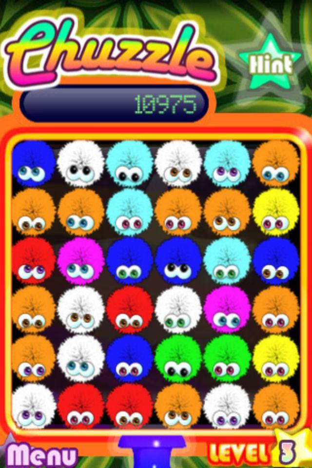 Chuzzle! One of my fav ipad games Iphone games, Ipad