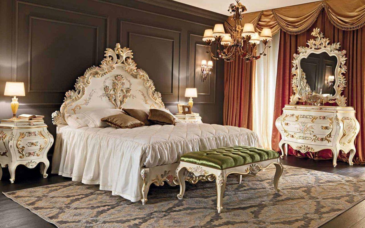 Moderne Barock Schlafzimmer Schlafzimmer Luxusschlafzimmer