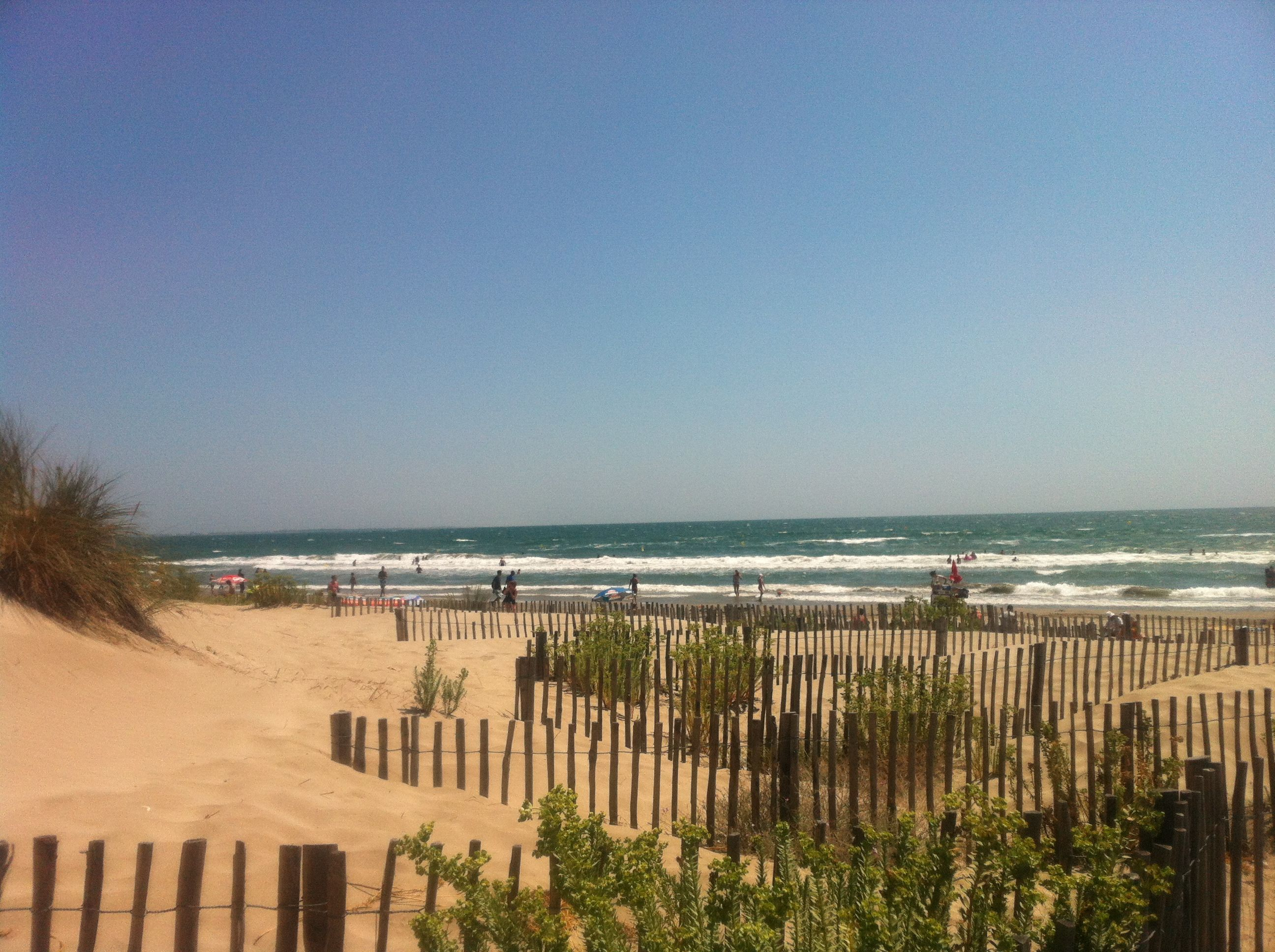 Grand Travers Beach, Montpellier :)