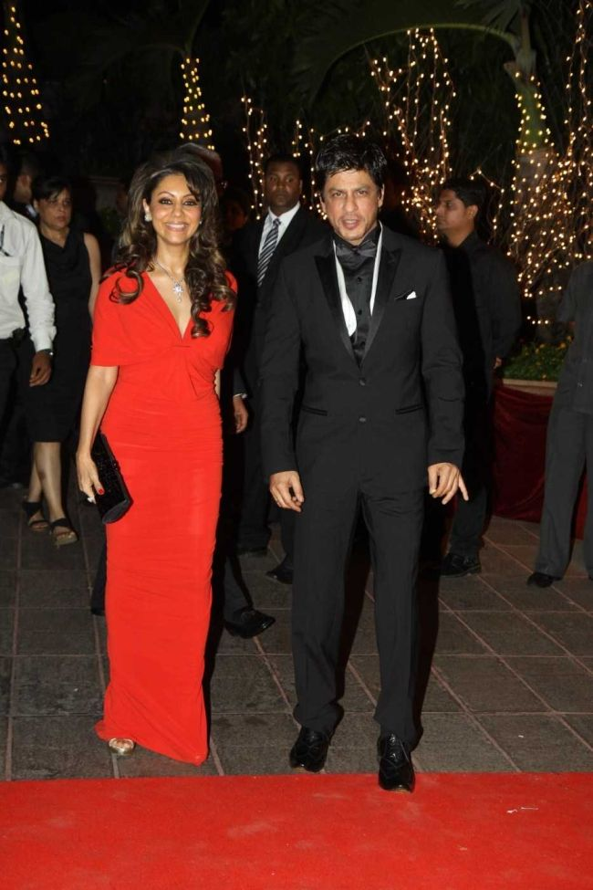 She Could Ve Hidden Behind Her Husband S Star Status But Gauri