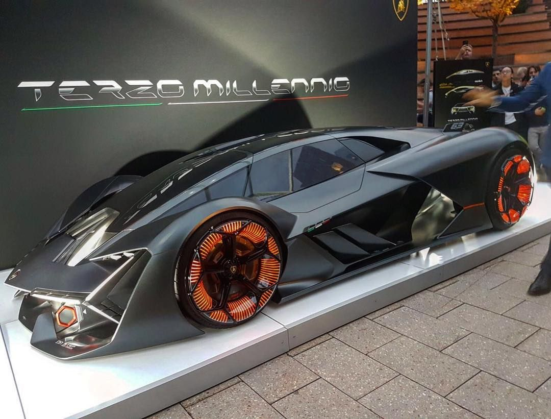 This Is F In Hideous Just What The Hell Lamborghini Terzo