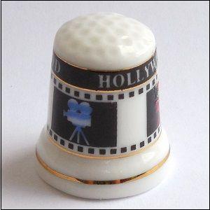 dedal recuerdo, los eeuu, cerámica, símbolo, On Off - cinecameras Holliwood