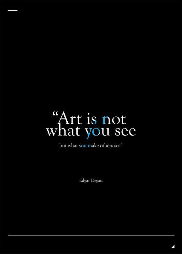 Quote Graphic Design Graphic Design ...