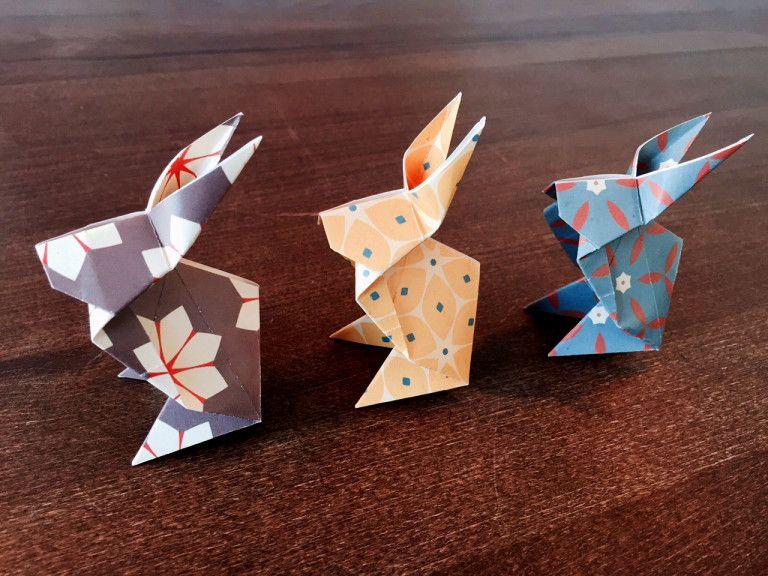 Ostern Origami