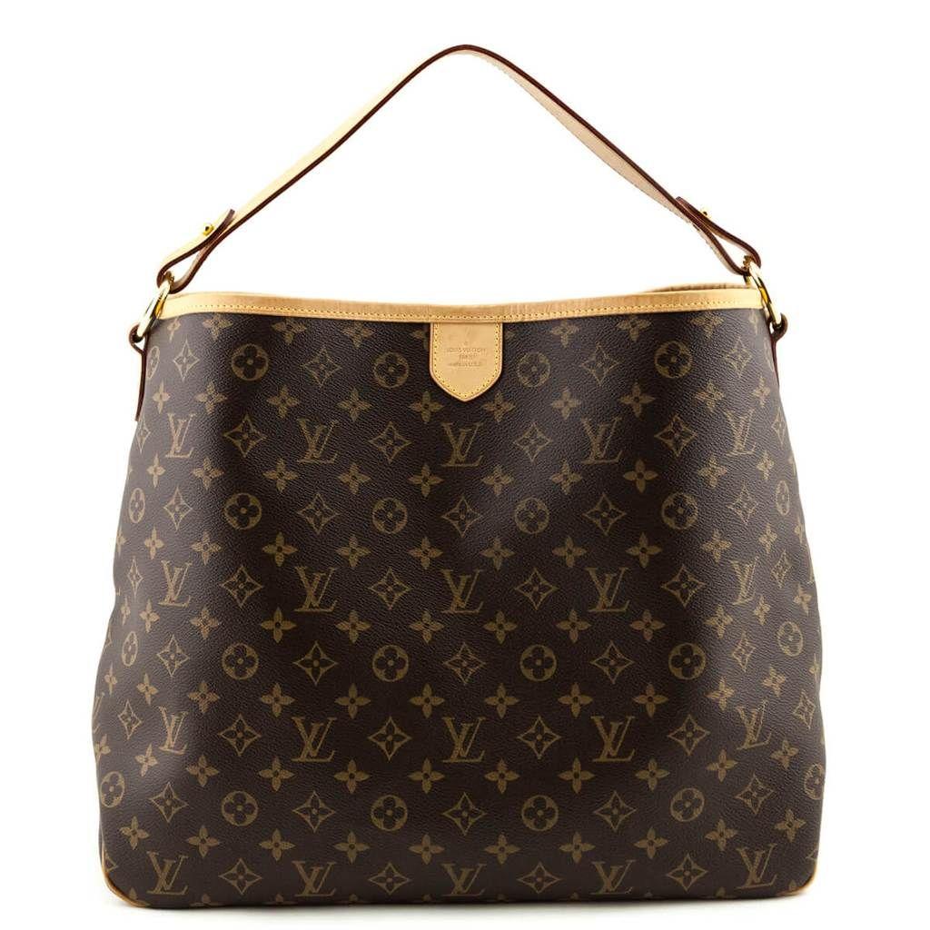 Louis Vuitton Monogram Delightful Mm Louis Vuitton Monogram Louis Vuitton Bags Designer