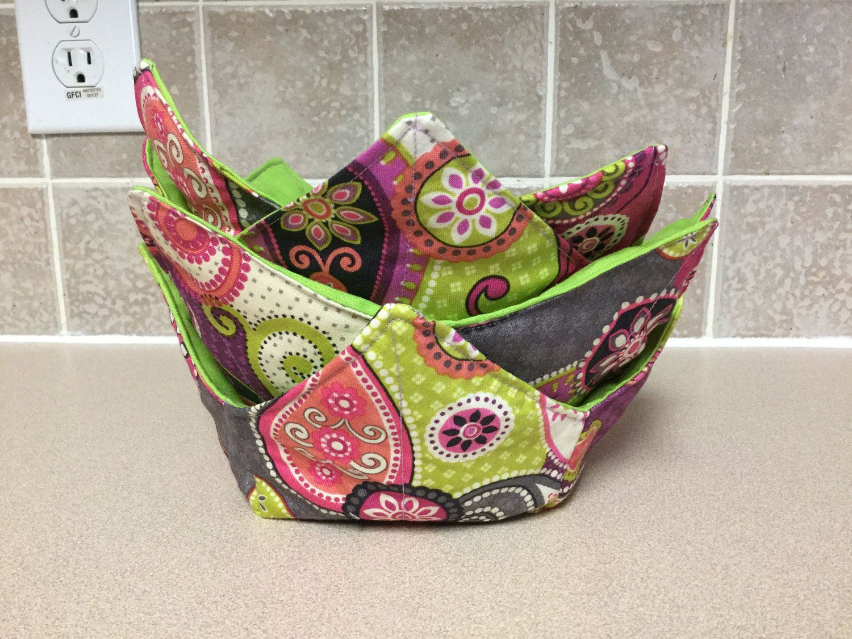 Microwave Bowl Pattern Custom Decorating Design