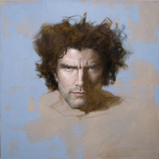Shane Wolf - Self Portrait #2