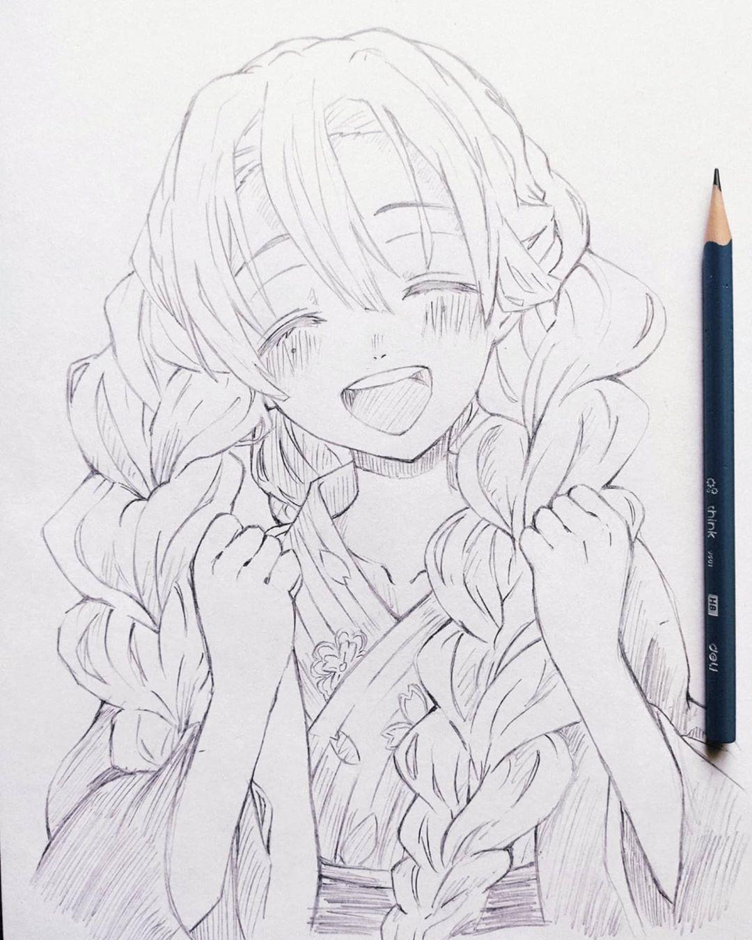 Mitsuri By Minokku Visit Our Website For More Anime And Animeart Anime Animesketch Tanjirou Nezuku M Anime Lineart Otaku Art Anime From which folder should i print? anime animesketch tanjirou nezuku m