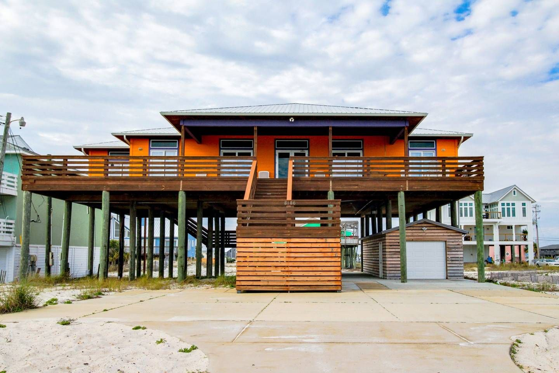 Fantastic home for 12 wbeach access gulf views golf