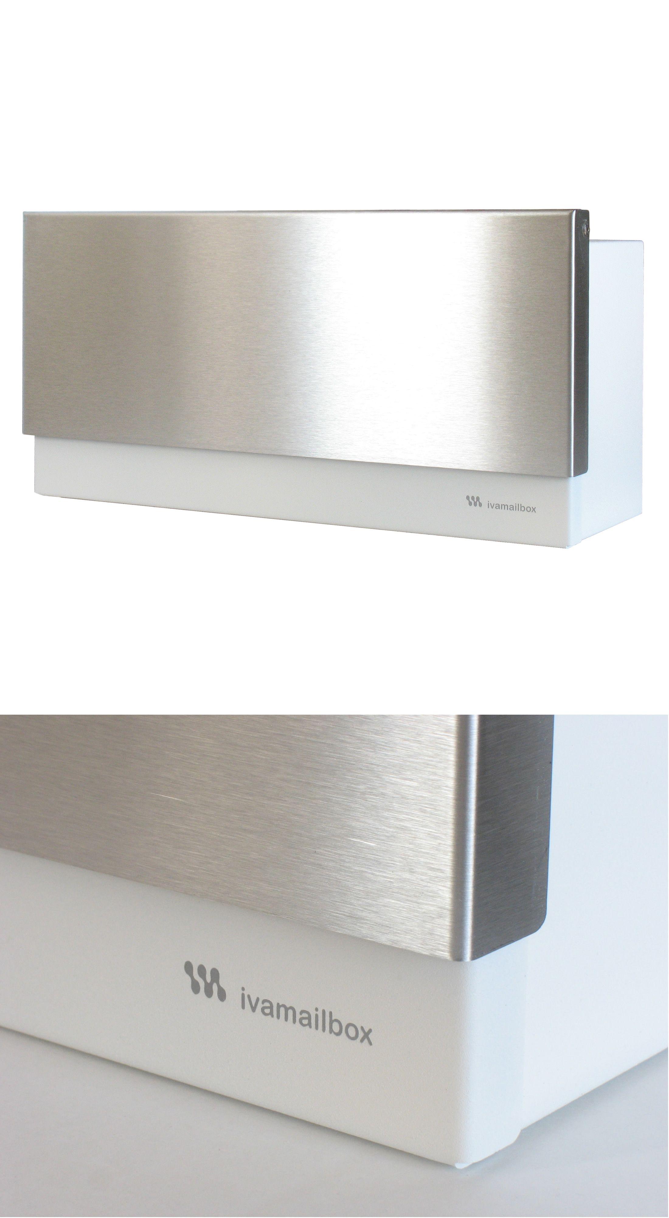 Pin On Modern Wall Mounted Mailbox