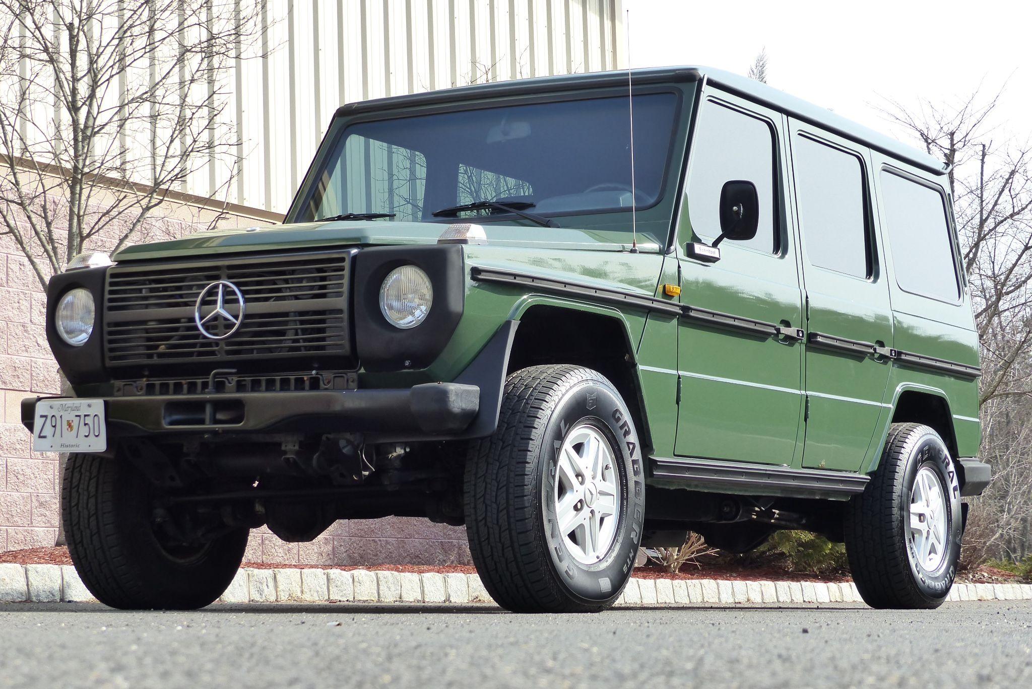 No Reserve 1986 MercedesBenz 300GD Gelandewagen 車