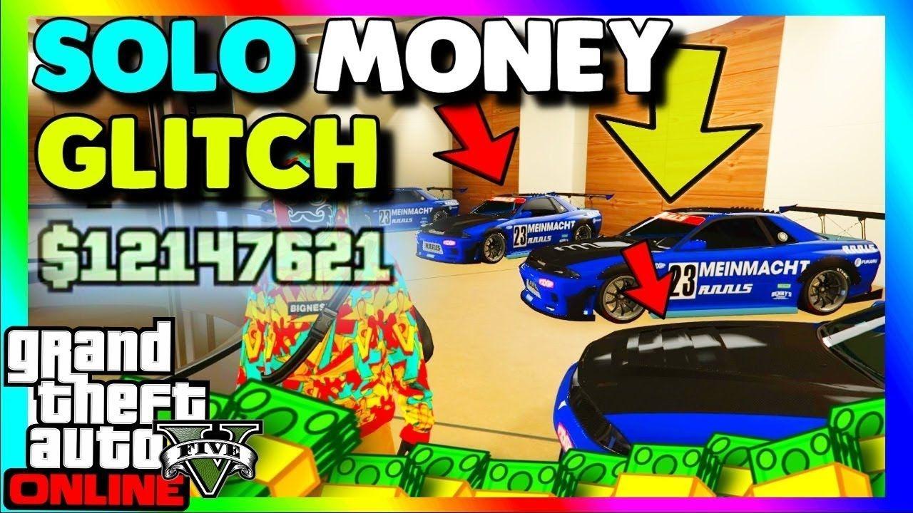 Gta 5 Solo Money Glitch Super Easy No Avenger No Moc Car