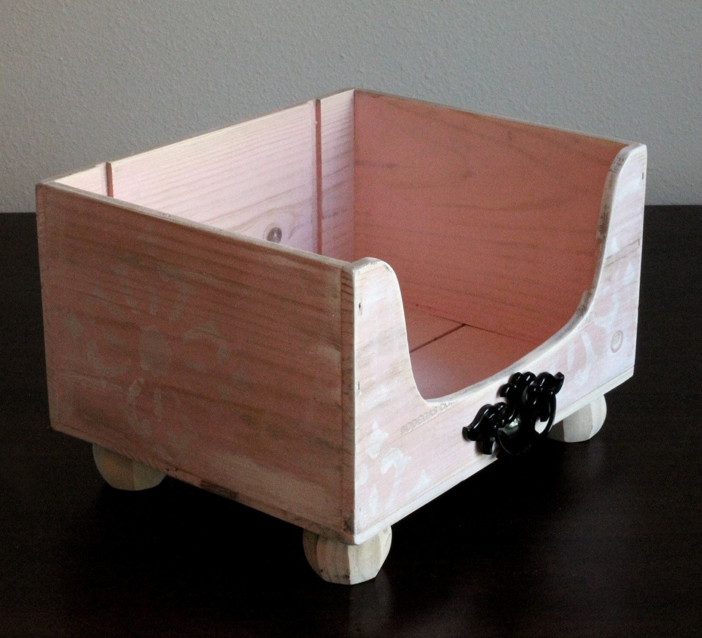 Pet Toy Box Toy Box Pet Toy Box Free Shipping Soft Pink Toy