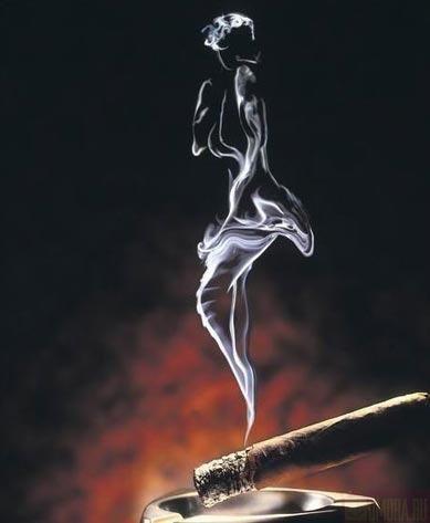 Efecto humo en Photoshop