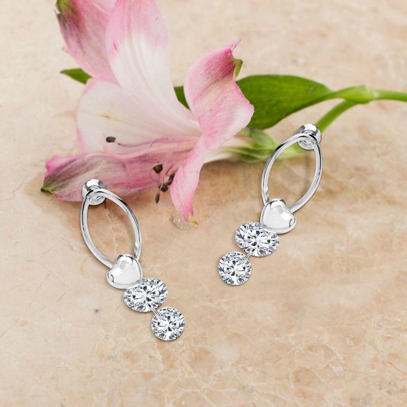 Rakhi, Gifts, Idea, Jewellery, Earrings