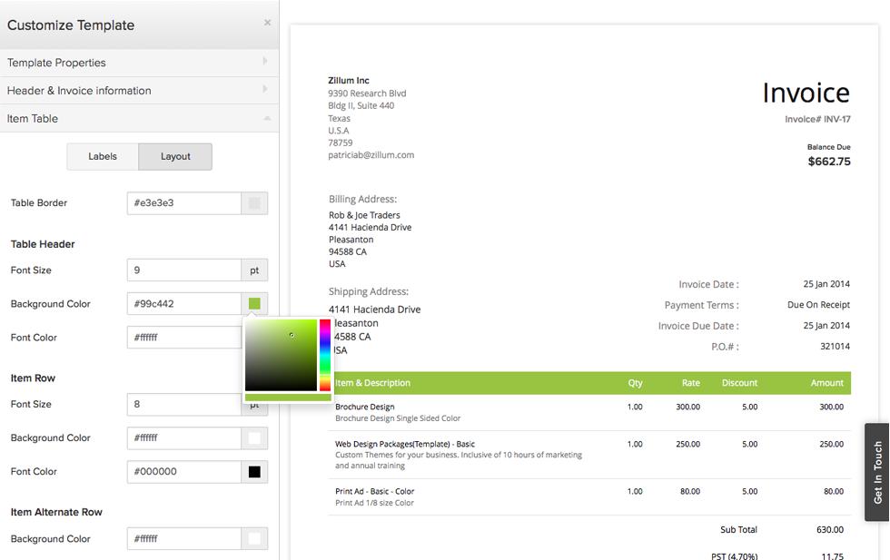 Left Menu Navigation Google Search Multi Level Left Navigation - Quickbooks invoice templates free online shoe stores