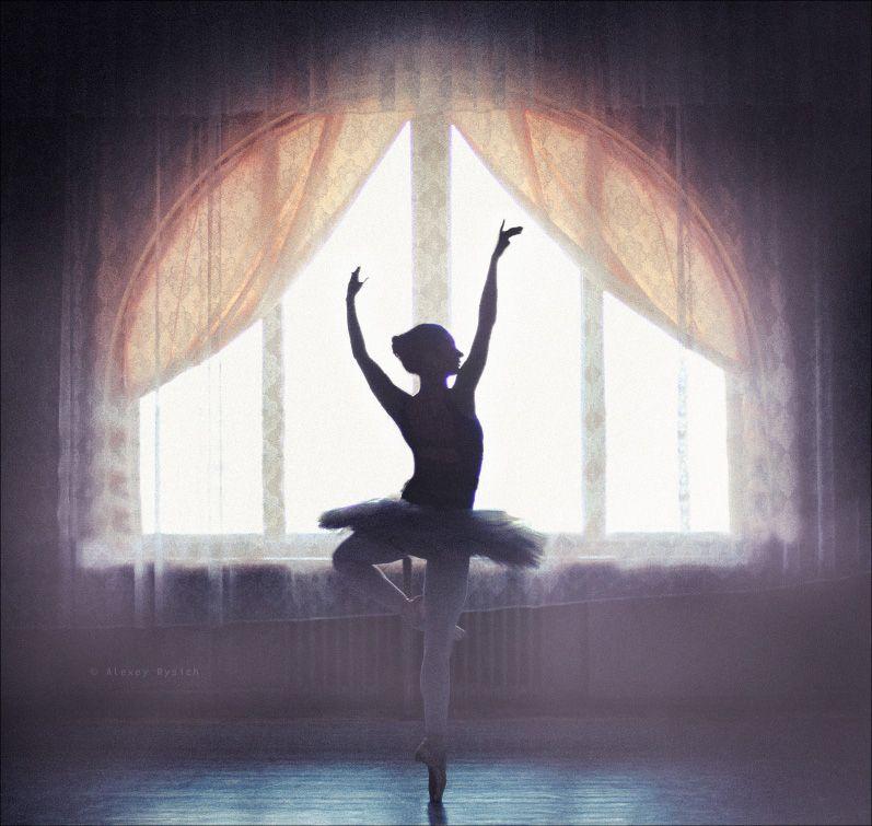 Ballerina by Alexey Ryisch