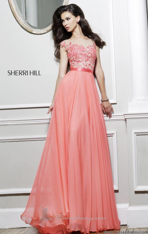 Sherri Hill 11151 by Sherri Hill | New Arrivals | Pinterest | Prom ...