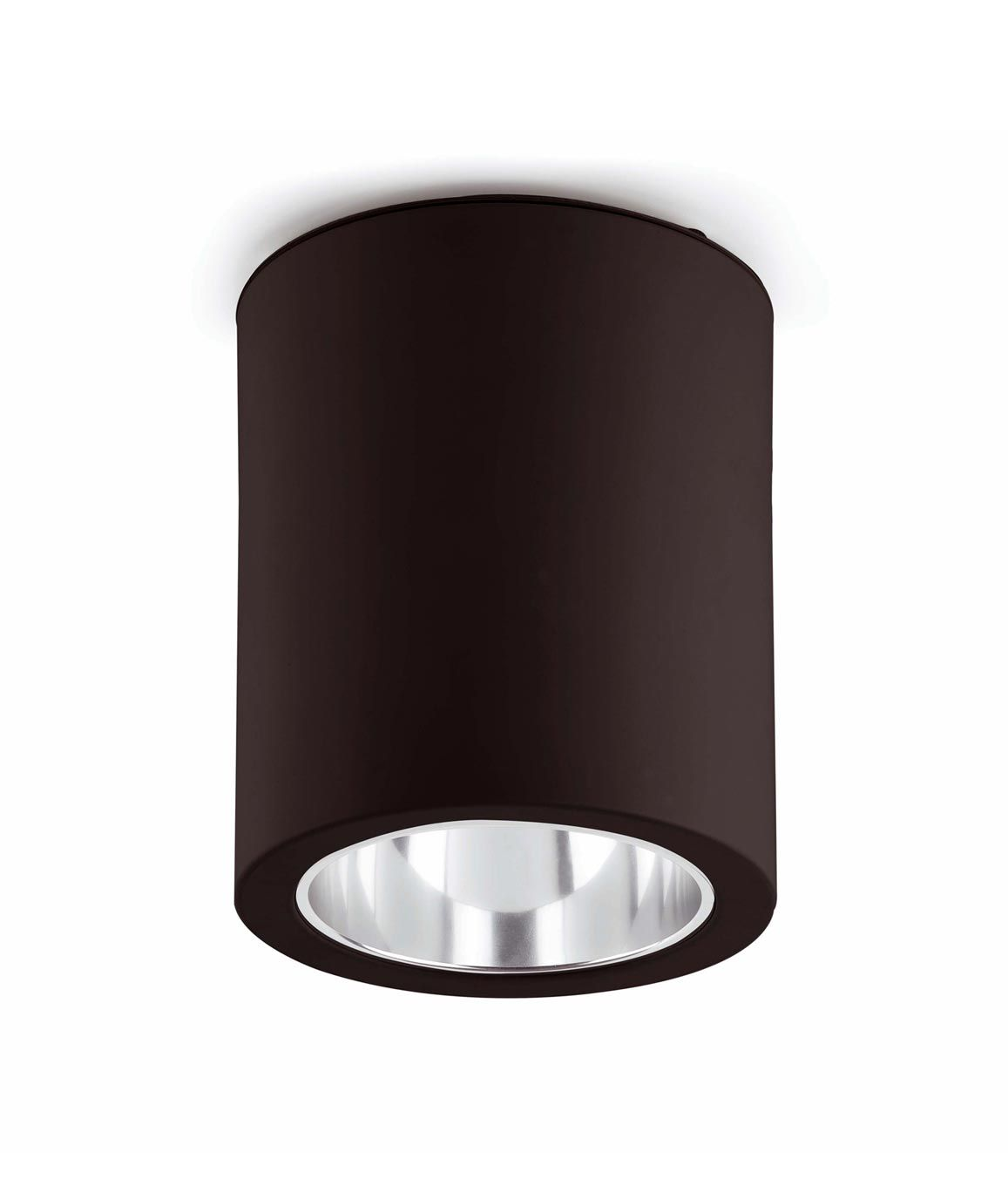 Lámpara superficie negro POTE