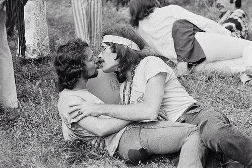 Gay hippie