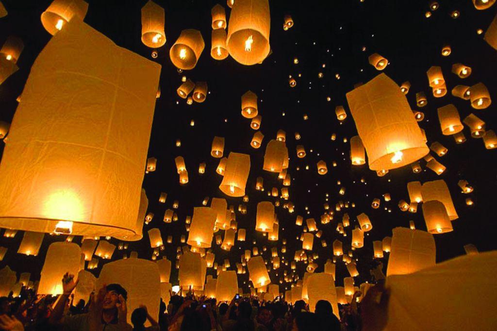 Japanese Lantern Wallpaper 1024x683 Japanese Lantern In
