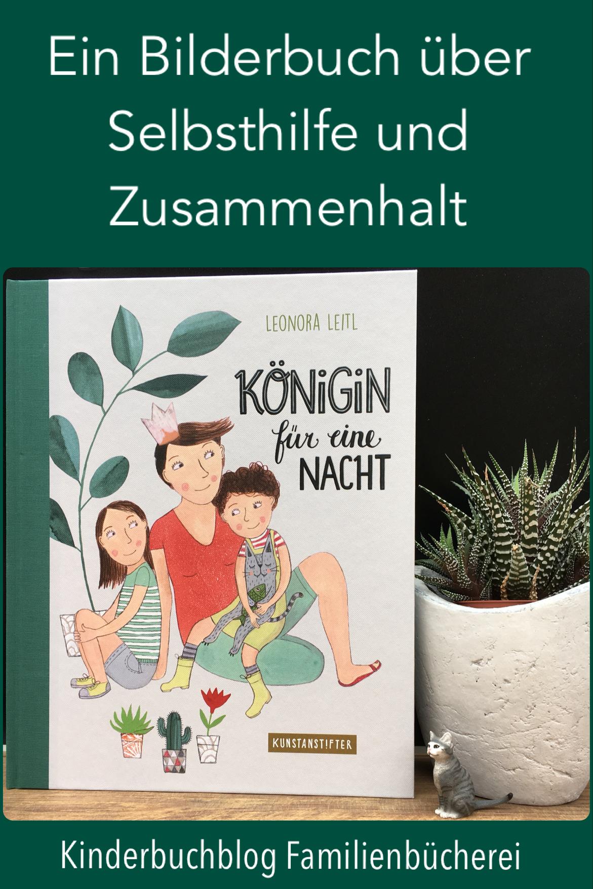 Bilderbuch Tannenbaum.Königin Für Eine Nacht Kinderbuchblog Familienbuecherei Unsere