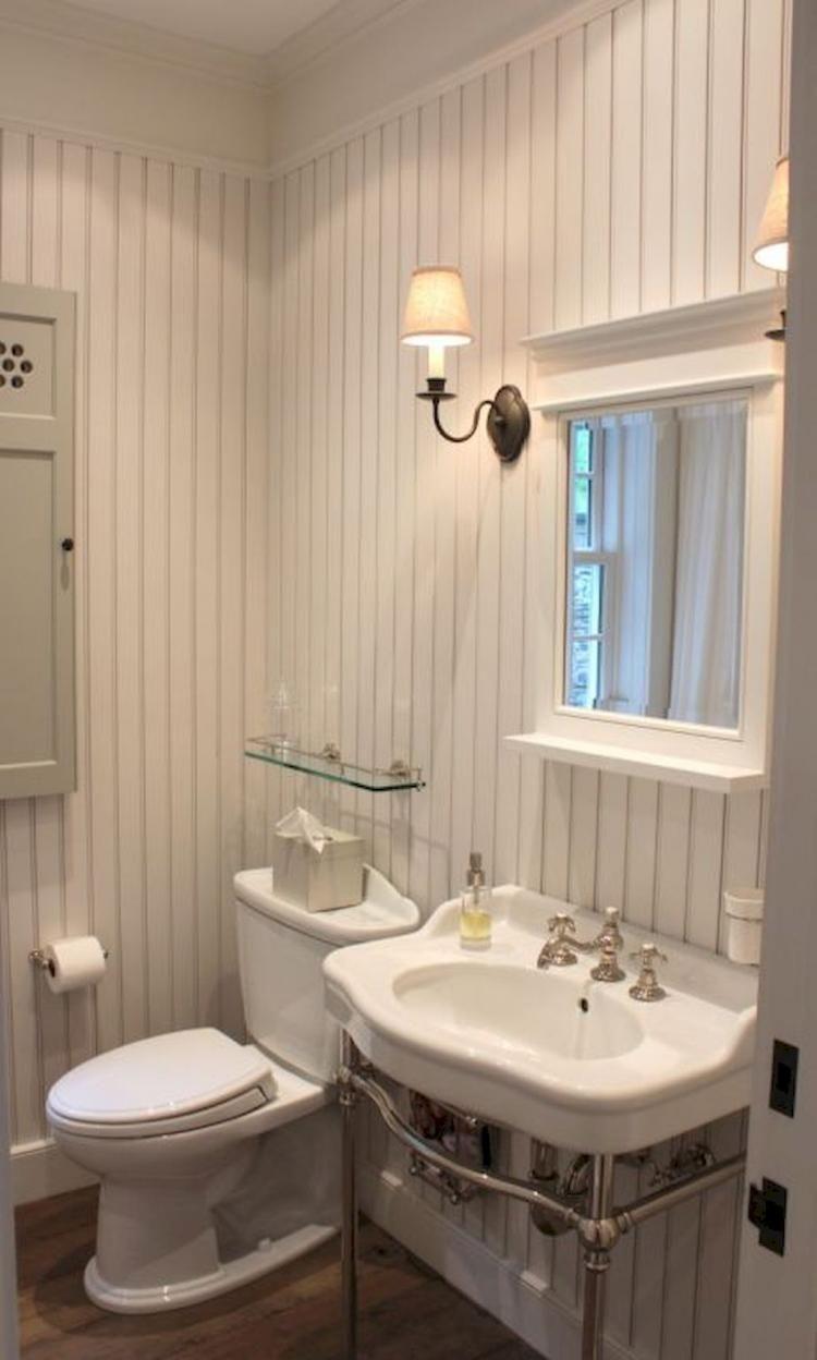 Beadboard Bathroom Ideas