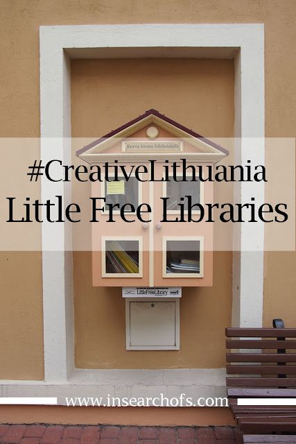 Little Free Libraries are popping up all over Lithuania thanks to Milda, who brought the idea to the country a few years ago. Click through to read more about the community movement in Lithuania.