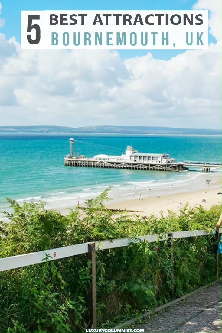 The best things to do in Bournemouth, Dorset, UK