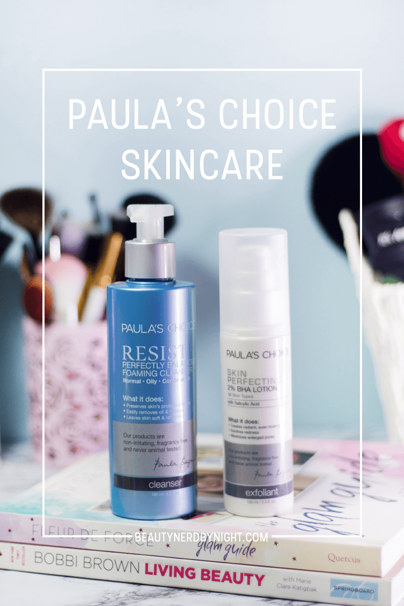 Paula S Choice Skincare Has No Added Fragrances Or Dyes In Their Products And Are Cruelty Free Check Ou Paula S Choice Skincare Paulas Choice Skincare Review