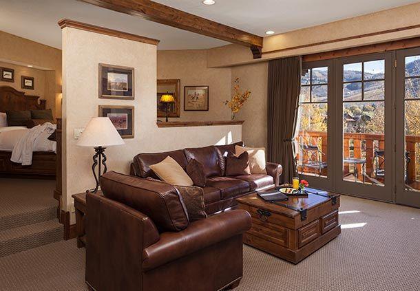 Hotel Park City Deluxe Executive Suite Park City Hotel Park