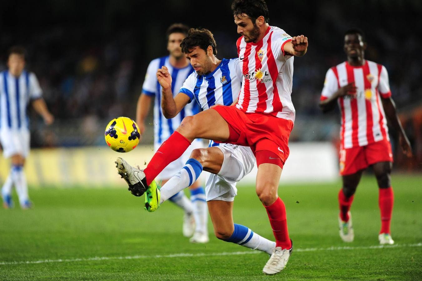 Temporada 2013 14 Futbol En Vivo Futbol Espanol Y Almeria