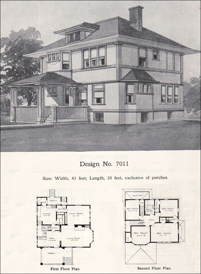images about American Foursquare Houseplans on Pinterest       images about American Foursquare Houseplans on Pinterest   Four Square  Radford and Modern Homes