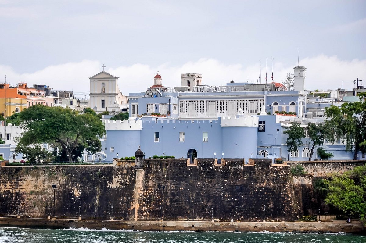 San Juan, Puerto Rico is the second oldest colonial town in the Americas. Today, it's a charming Caribbean capital. #sanjuan #puertorico https://plus.google.com/+SunilGovind/posts/Cq3uQDTWUw1