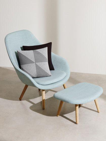 Das Kommt Raus, Wenn Sich Zwei Skandinavische Design Labels Zusammen Tun:  Sessel Für