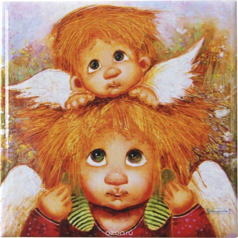 картинки добрые ангелы иллюстрации английском для детей