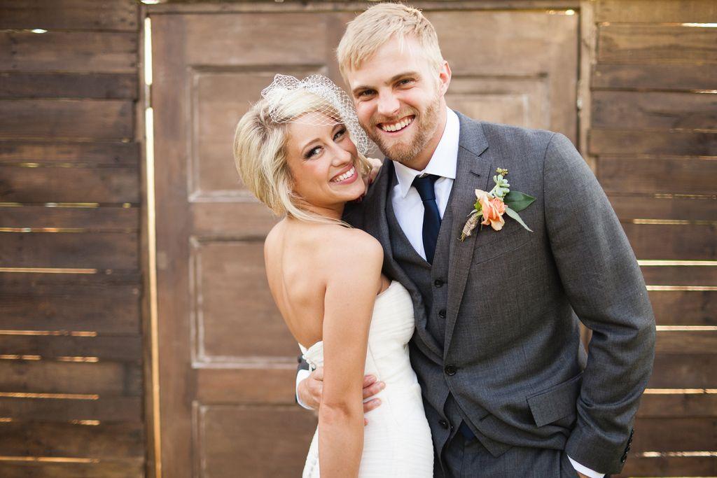 Ben and becca wedding