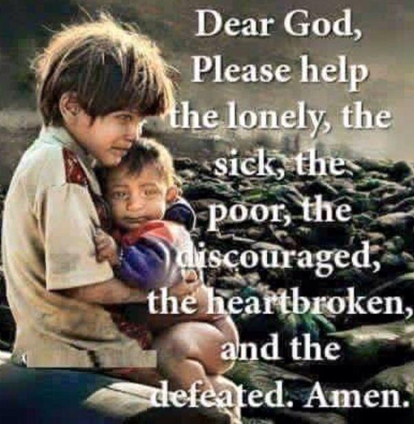 Lord, hear our prayers!