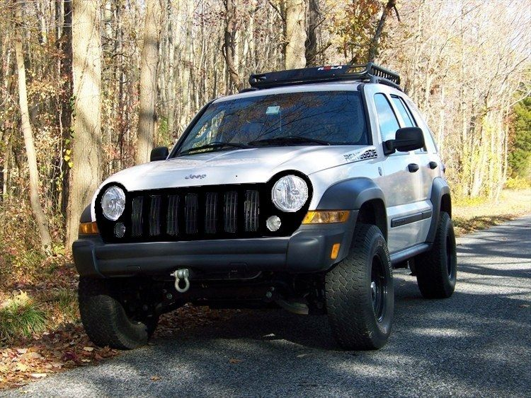 Jeep Liberty Off Road 2006 Jeep Liberty Somewhere De Owned By