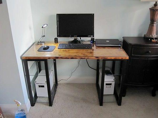 Pin By Whentheship On Architektur Moderne Hauser Und Gebaude Diy Computer Desk Diy Desk Plans Diy Desk