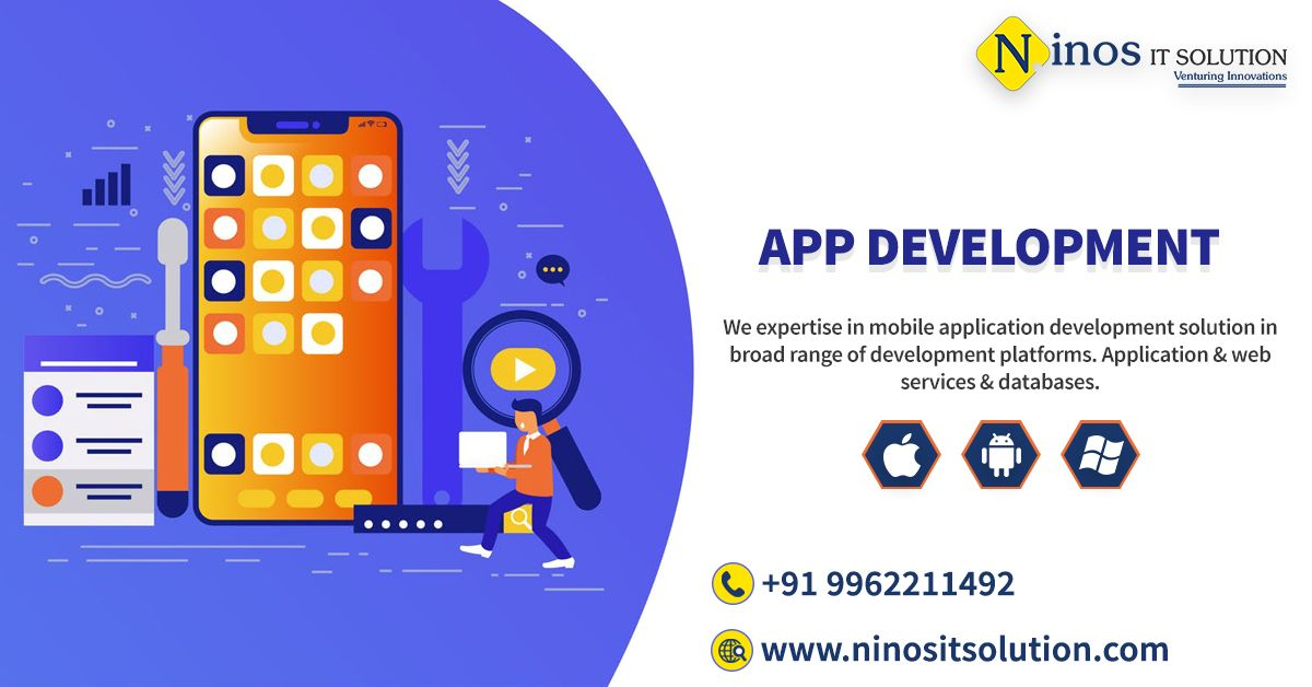 Top mobile app development Company in India, USA, UK