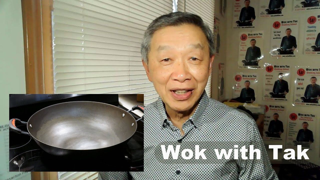 How To Clean A Wok Without Losing Its Seasoning And Keeping It Shiny Youtube Wok Cleaning Seasonings