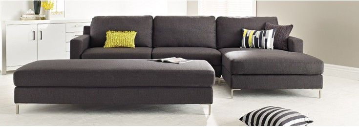 Hq 3 Seater Chaise Focus On Furniture Love This Will