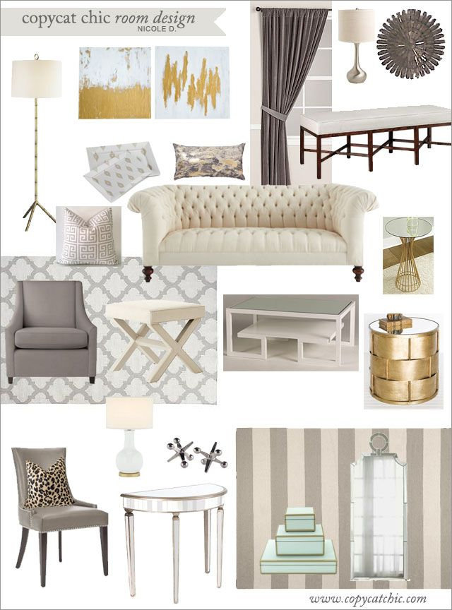 Copy Cat Chic Room Designs and Team Update Copy cat chic, Cheap