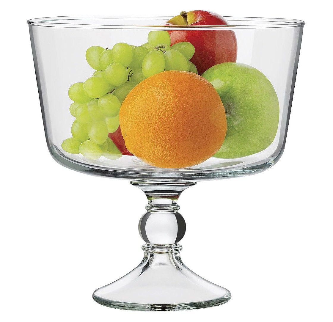 Libbey Trifle Glass Bowl