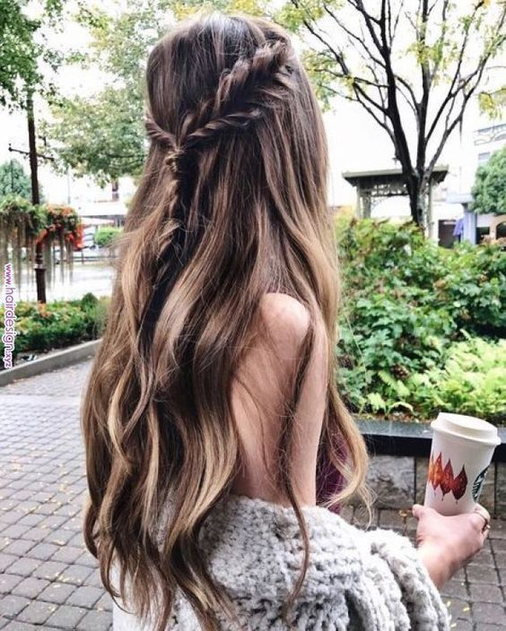 The Best Curly Hairstyle for Medium Length Hair 2019