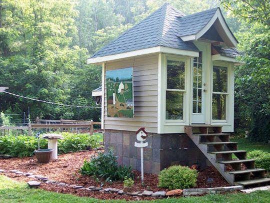 64 Square Foot Home In North Carolina Tiny House Blog