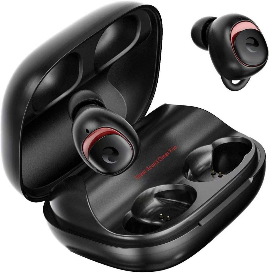 Bluetooth Earbuds Wireless Earbuds Bluetooth Earphones Wireless Headphones Ofusho Bluetooth 5 0 Deep Bass 152h Playtime Ipx7 Waterproof Tws Stereo In Ear Headphones With Charging Case Cvc8 0 Apt X Bluetooth Earbuds Wireless Wireless Headphones