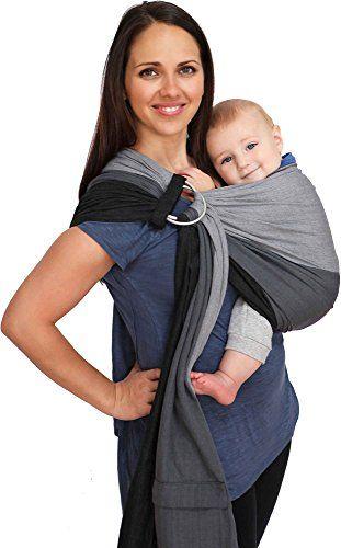 Maya Wrap Comfortfit Ring Sling Baby Carrier Asher Large Visit The Affiliate Link Amazon Com Image Baby Sling Carrier Ring Sling Baby Carrier Ring Sling